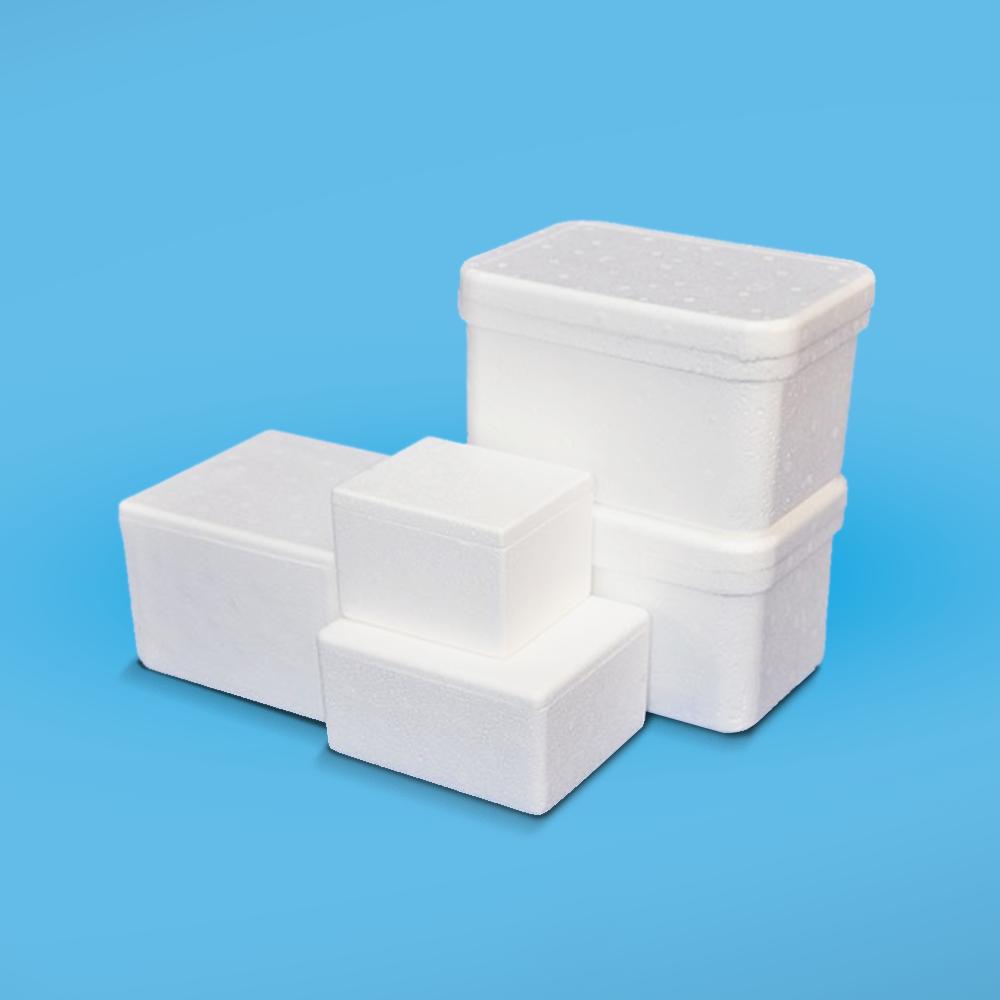 Caixas térmicas para sorvete