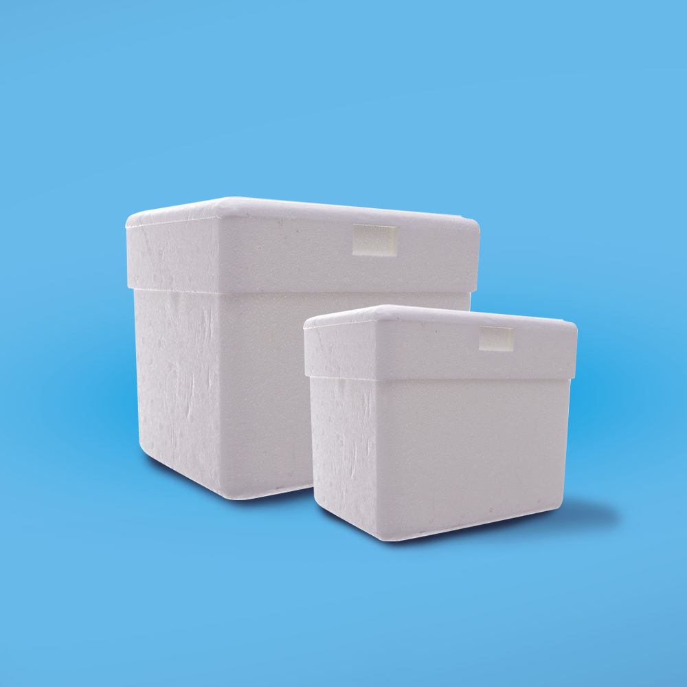 Caixas térmicas sem alças